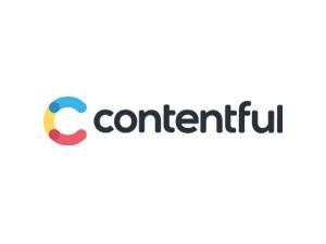 Contentful color logo