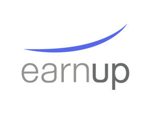 Earnup color logo
